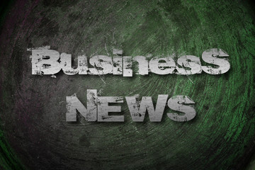 Business News Concept