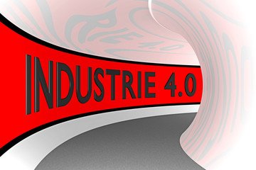 INDUSTRIE 4.0_techn. Revolution - 3D