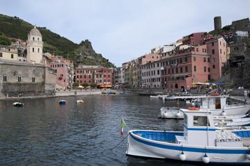 Port de Vernazza - Italie