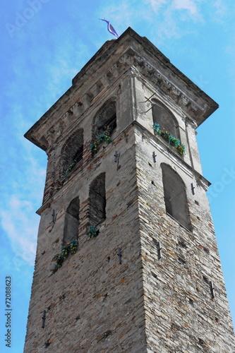 canvas print picture Torre Rapallo