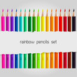 Big color pencil set