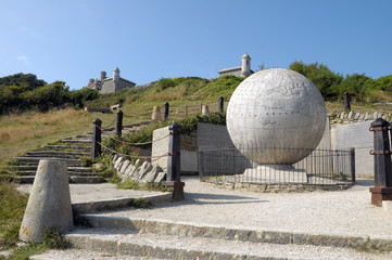 The Globe at Durlston Country Park near Swanage