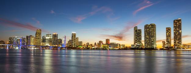 Miami, panoramic view