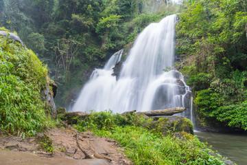 Doi Inthanon waterfall