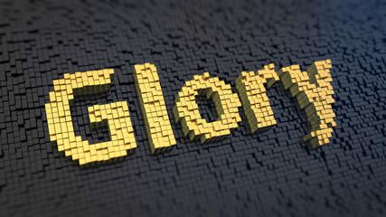 Glory cubics