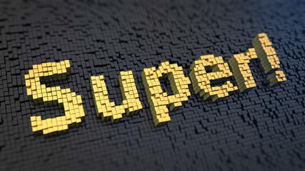 Super cubics