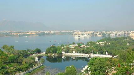 Udaipur panorama