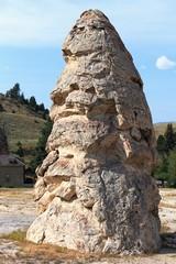 Liberty Cap, Yellowstone