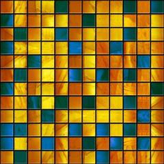 transparent orange brick texture