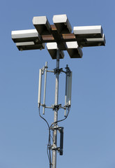 Mobile communication antenna