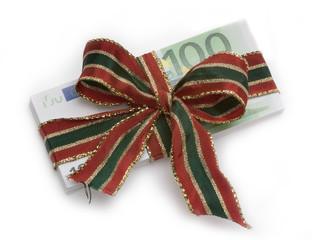 Gelscheine mit Geschenkband