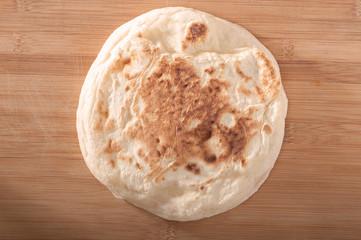 Turkish Bazlama Flatbread