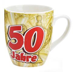 50 Jahre Tasse