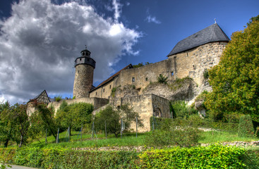 Burg Zwernitz Oberfranken