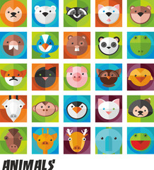 Icons Animals