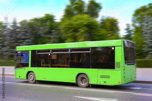 green city bus