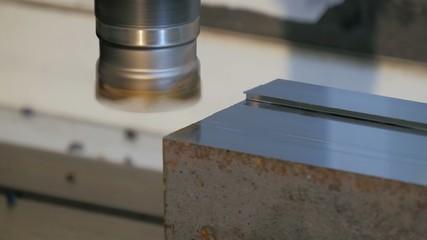 industrial details, milling machine
