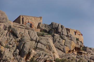 composizioni di granito e rovine 3