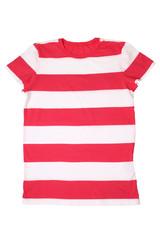 Woman's striped t-shirt