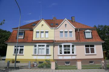renovierte Doppelhaushälften