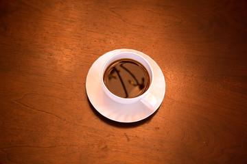 Kaffee auf klassische Art