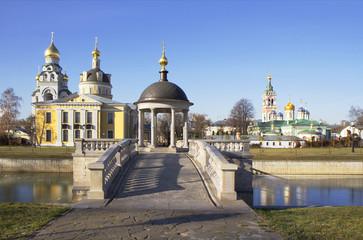 Старообрядческая церковь в Москве.