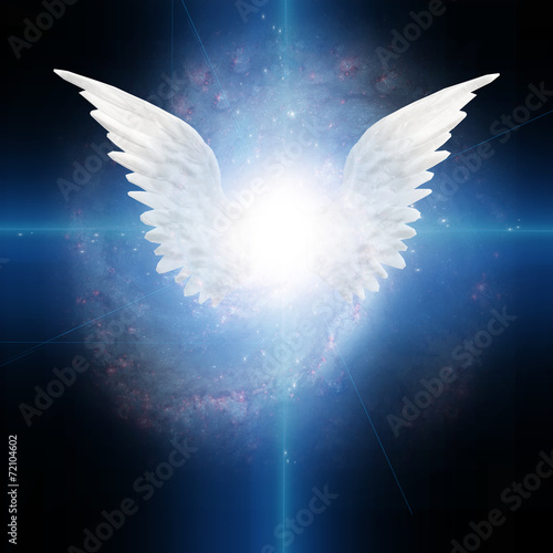 Zdjęcia na płótnie, fototapety, obrazy : Angel winged