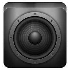 sound speaker icon