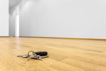 verlorene Schlüssel Schlüsselbund © Matthias Buehner
