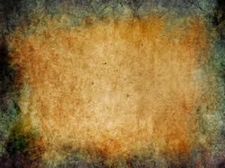 Grunge background with patina