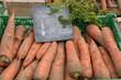 carottes avec le prix