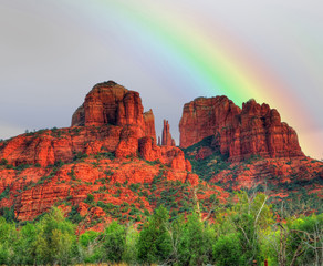 Rainbow Sedona Arizona