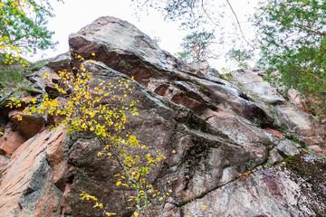 Rock, nature