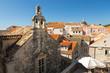 Vieille ville de Dubrovnik depuis les remparts