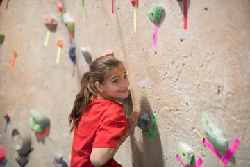Amateur Climber
