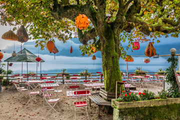 Chinese restaurant on Lake Hallstatt