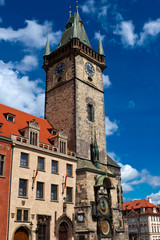The Prague Astronomical Clock Tower