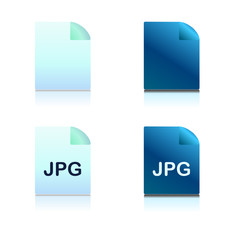 Pattern for file manager's icon