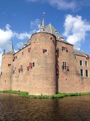 Ammersoyen Castle.