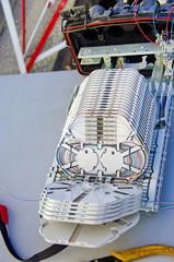 boitier a fibre optique