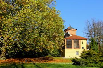 Lancut Castle - Łańcut - Zamek - Zameczek Romantyczny