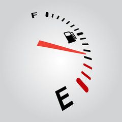 Fuel indication perspective