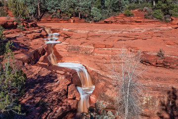 Seven Sacred Pools Sedona Arizona