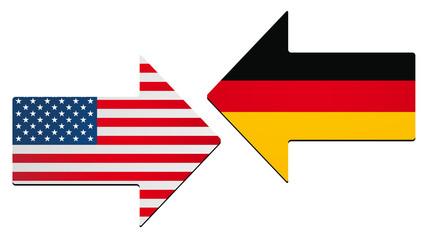 Conflict *** U.S.A.-Deutschland