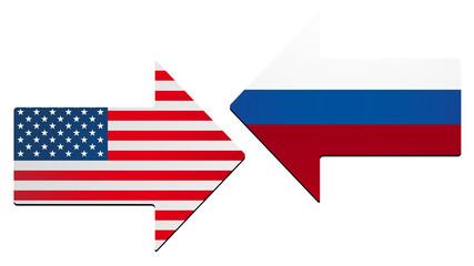 Conflict *** U.S.A.-Russland