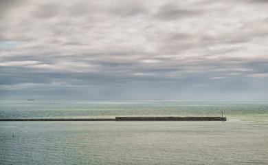 Quiet ocean HDR