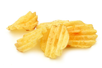 Chips de pomme de terre - Potatoe chips