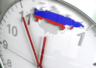 Russia countdown