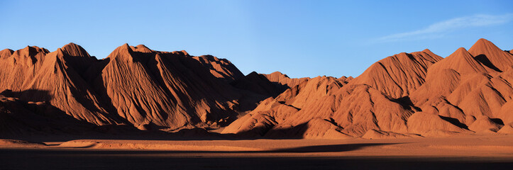 Canyon of a Devil, Tolar Grande, Salta, Argentina