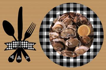 Huîtres de Bretagne - Breizh